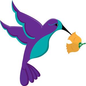 298x300 Free Hummingbird Clipart Image 0515 1102 2016 2105 Garden Clipart