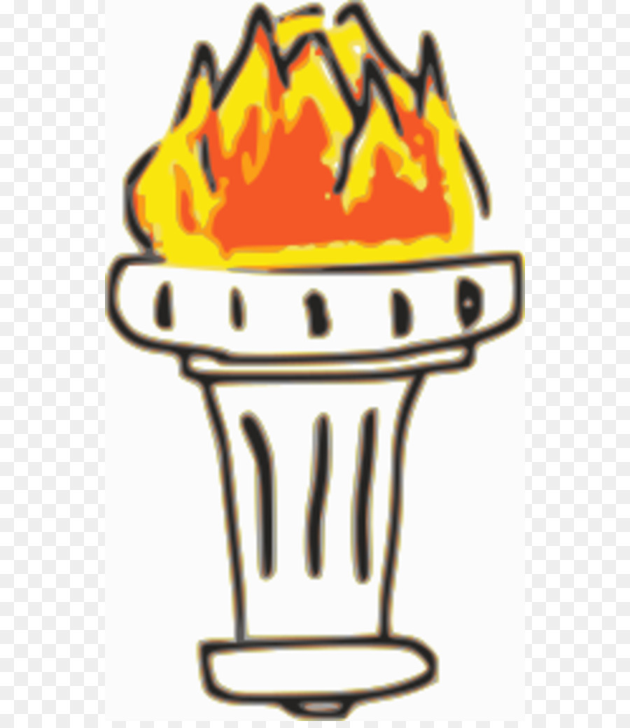 900x1040 Olympic Games 2016 Summer Olympics Torch Relay Clip Art