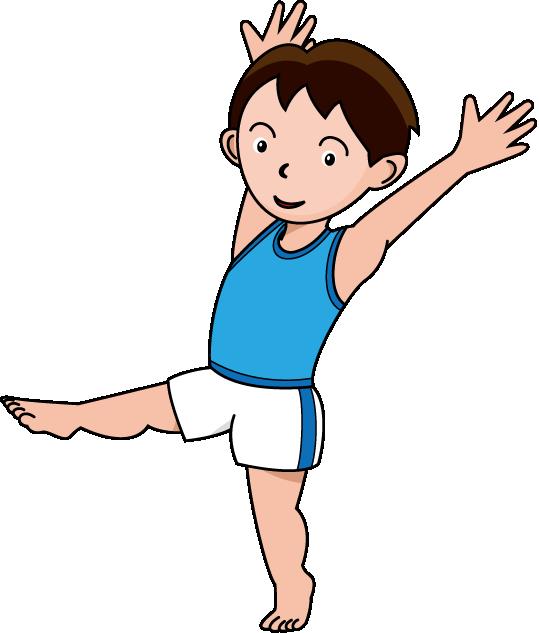539x633 Gymnastics Clip Art Boy Gymnast Whitelees P45 Class Blog