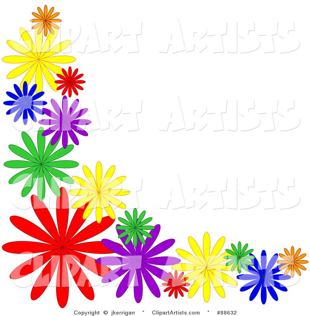 1024x1044 Habrumalas Pink Flower Border Clip Art Images