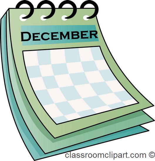 528x550 Clip Art Calendar December Calendar Template 2018