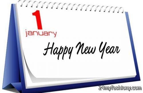 500x325 Calendar Clipart 1 January