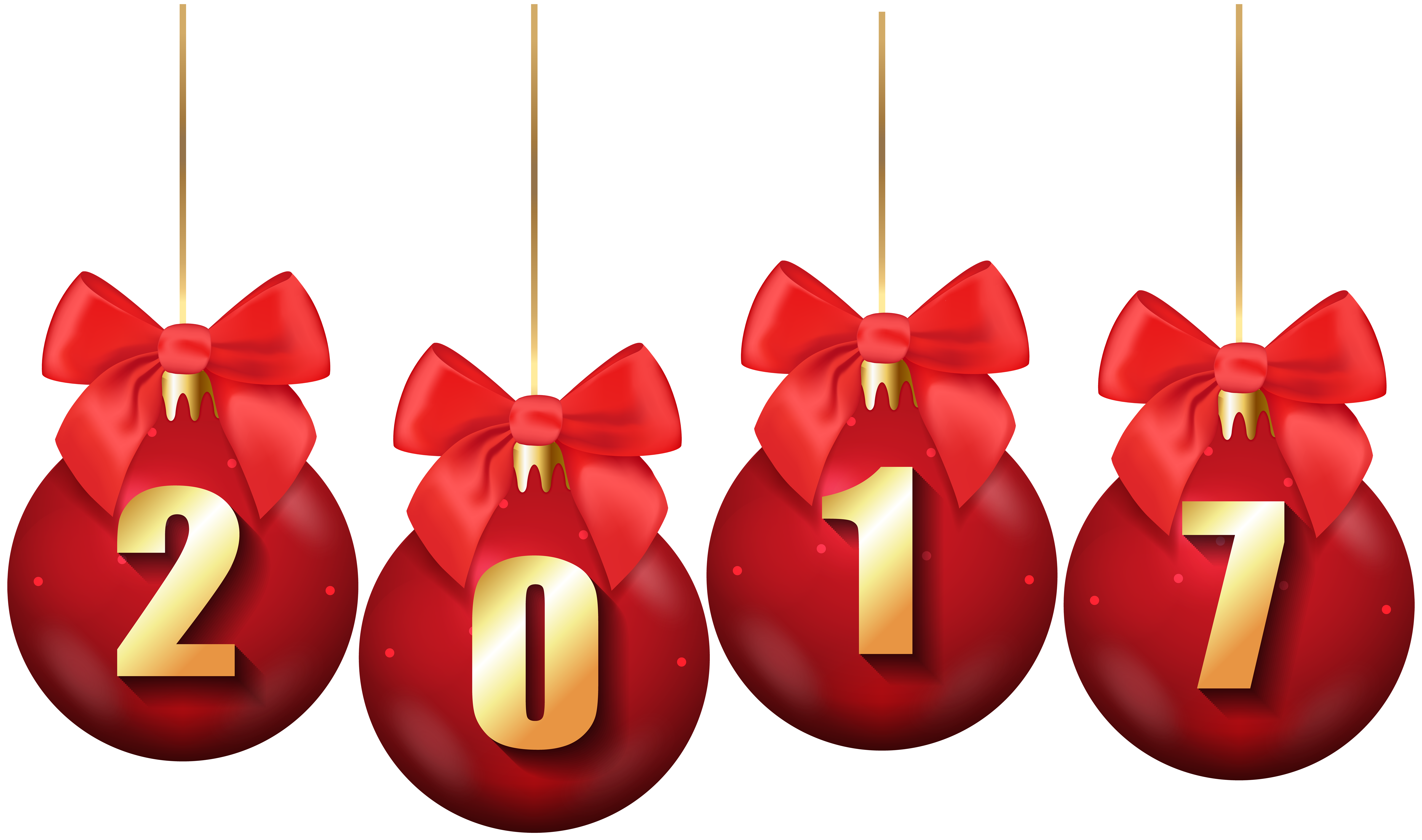 8000x4728 2017 Christmas Balls Transparent Png Clip Art Imageu200b Gallery