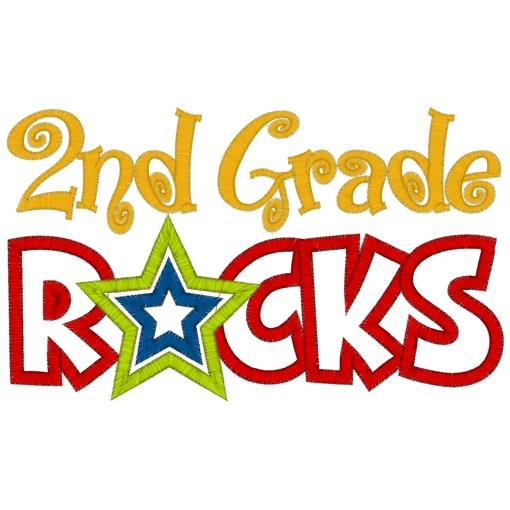 510x510 2nd Grade Rocks Clipart