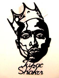 236x314 Tupac Stencil By Jan3090 Traditional Art Street Art Stencils 2009