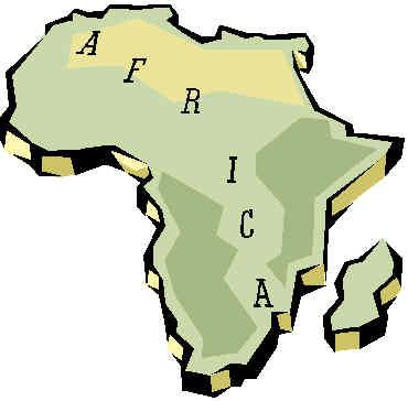 370x364 Top 77 Africa Clip Art