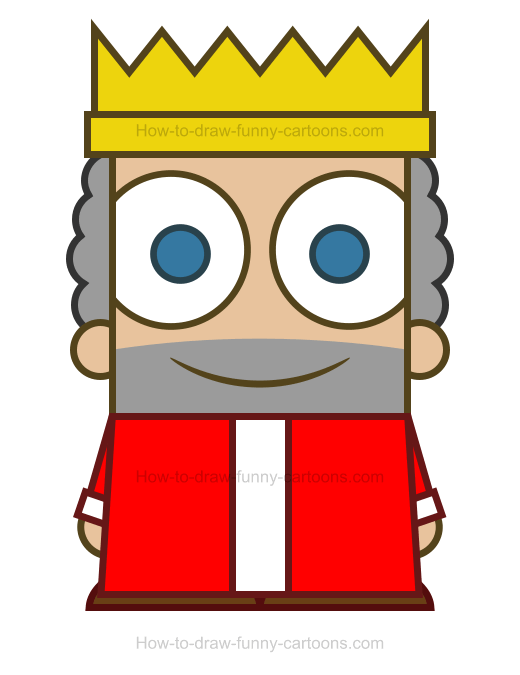 520x675 King Clipart