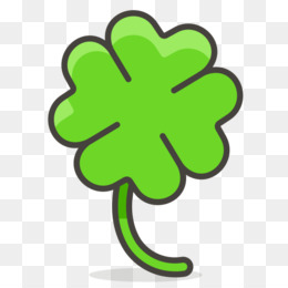 260x260 Four Leaf Clover Clip Art