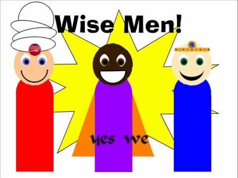 480x360 The Wisemen Song