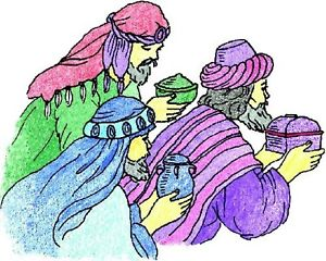 300x240 3 Wise Men By Stamp It Stamps 4551e Ebay