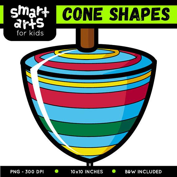 570x570 Cone Shapes Clip Art Cartoon Digital Graphics Cone