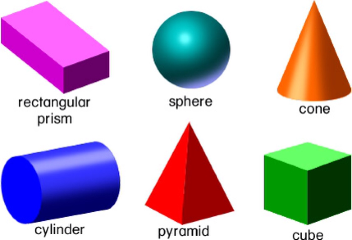 3d Shapes Clipart at GetDrawings com | Free for personal use 3d