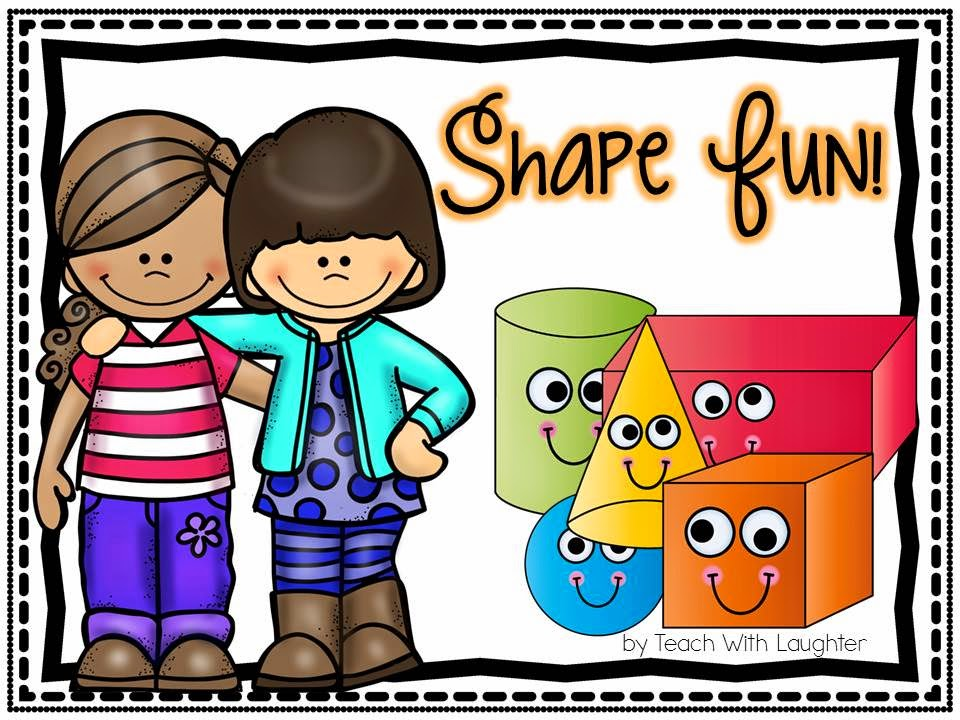 960x720 Teach With Laughter 3d Shapes!