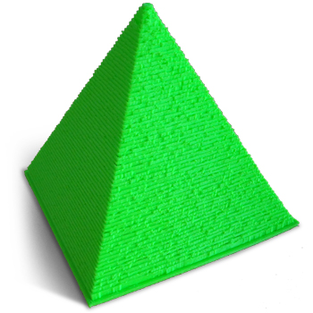 350x350 Pyramid Shape Clipart 3d Shapes Pyramid 1doql1 Clipart