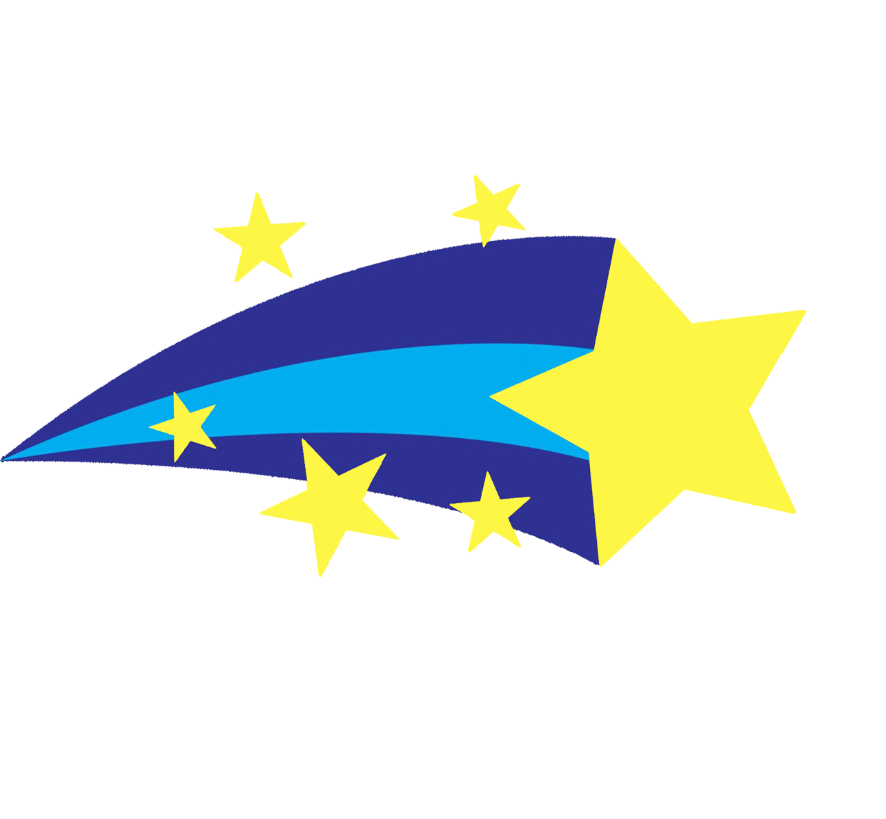 1284x1187 Shooting Star Clip Art Free Collection Download And Share