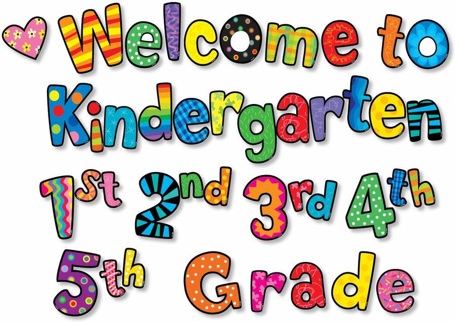 900x638 Welcome To Kindergarten Clipart Welcome To Kindergarten 1st 2nd