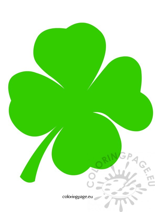 4 leaf clover clipart at getdrawings com free for personal use 4 rh getdrawings com  4-h clover leaf clipart