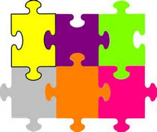 500x420 Animated Puzzle Pieces Puzzle Clipart Puzzle Piece Pencil And