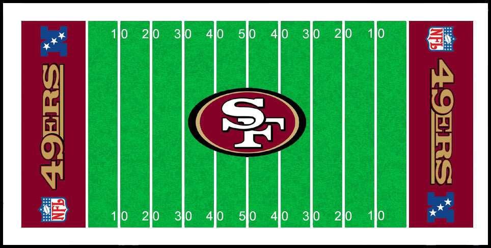 964x486 San Francisco 49ers Clip Art