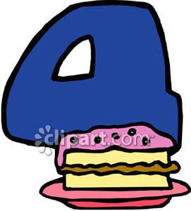271x300 A Slice Of 4th Birthday Cake