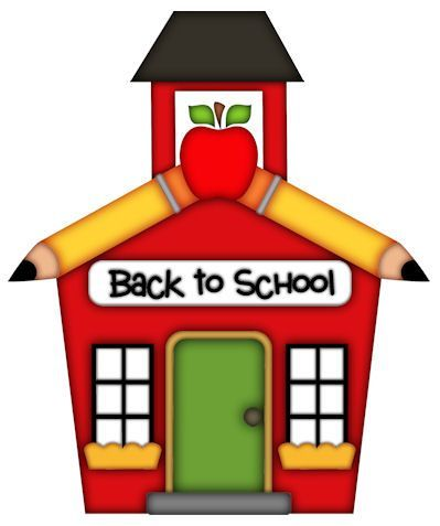 399x477 Clip Art School House Pictures Of School House 4th Grade Boards