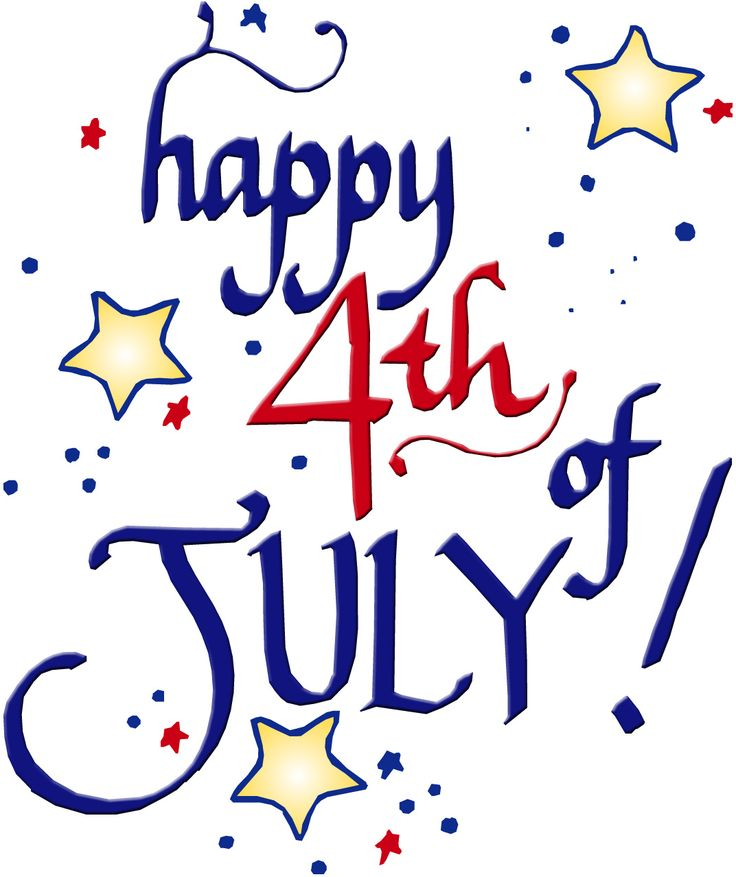 736x877 Free 4th Of July Clipart Group