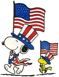 250x322 Snoopy 4th Of July Clipart Clip