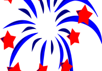 200x140 Free Fourth Of July Clipart Happy July 4th White Have A Happy 4th