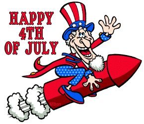 4th Of July Clipart For Kids