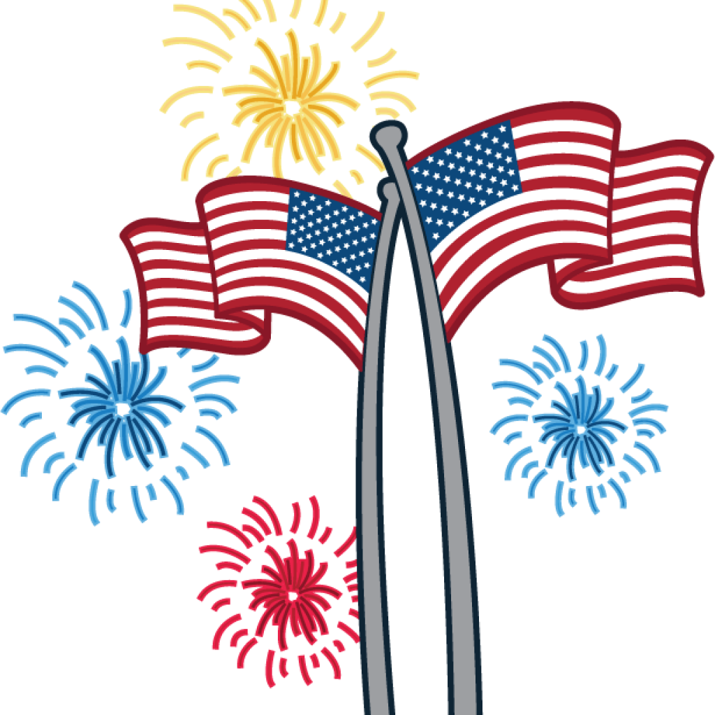 1024x1024 Fourth Of July Pictures Clip Art Music Clipart