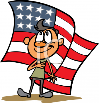 338x350 Royalty Free 4th Of July Clip Art, Patriotic Clipart