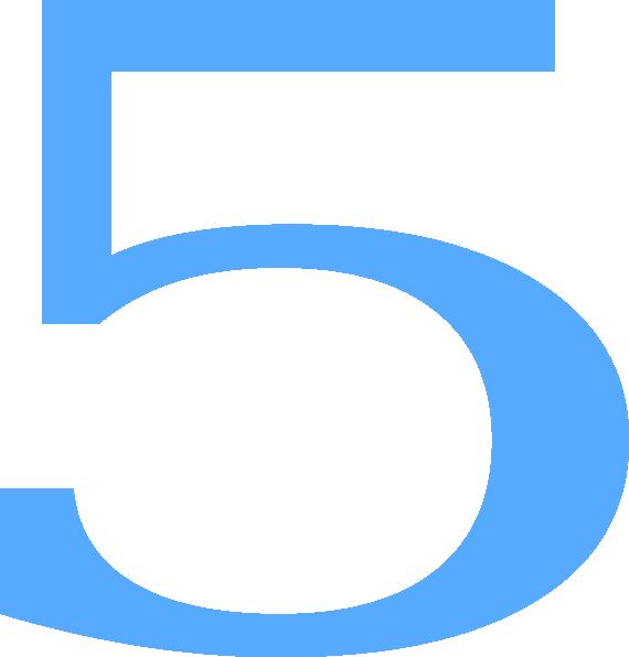 5 Clipart