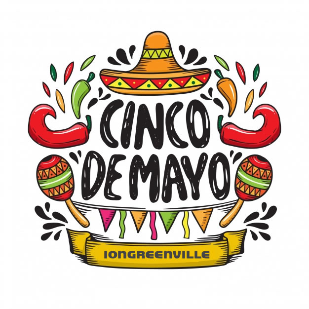 626x626 Cinco De Mayo Calendar Of Events In Greenville South Carolina