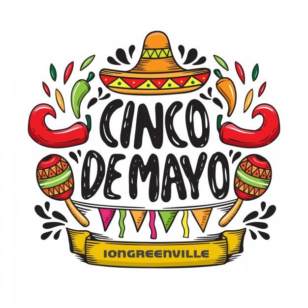 626x626 Cinco De Mayo Calendar Of Events In Greenville South Carolina