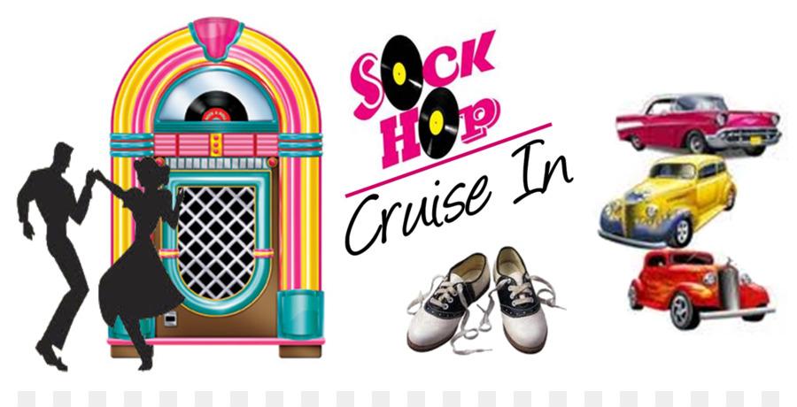 900x460 Sock Hop Clipart