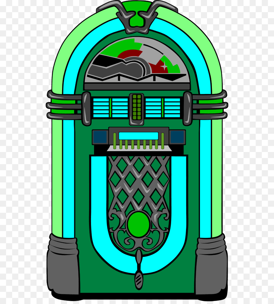 900x1000 Tremendous Jukebox Clipart Diy 50 S Diner Decor Youtube Vector