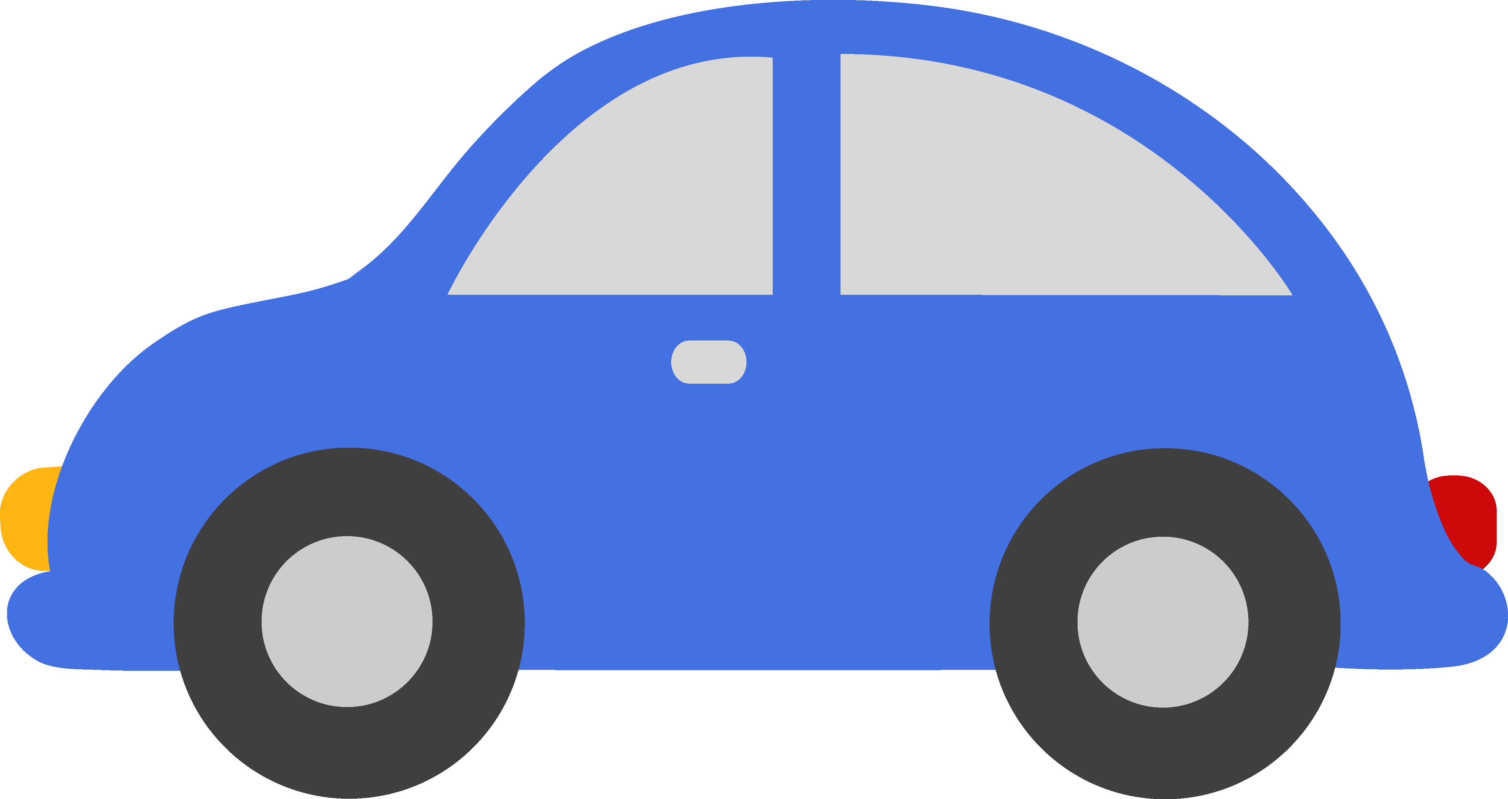 4916x2605 Blue Car Clipart Car Front