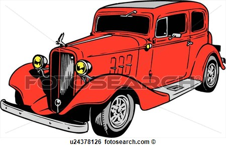 450x294 15 Chevy Classic Car Vector Art Images