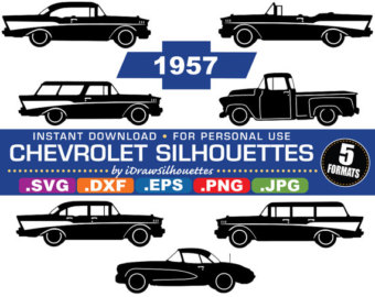 340x270 Chevrolet Cutting Etsy