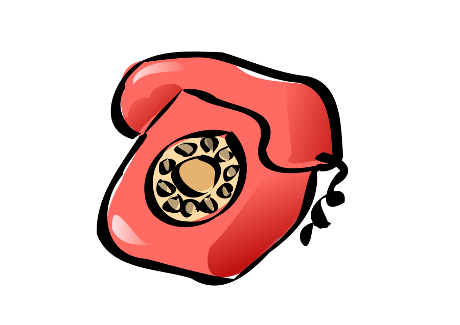 900x637 Telephone Clip Art Phone Clipart Image 6 3