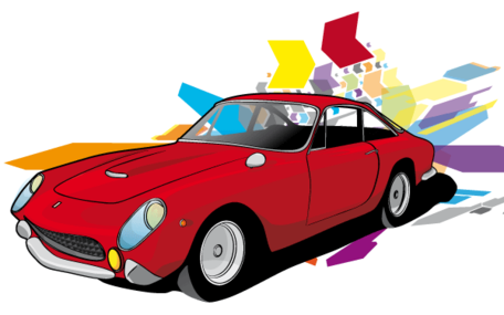 456x285 Free Free Red Car Clipart And Vector Graphics