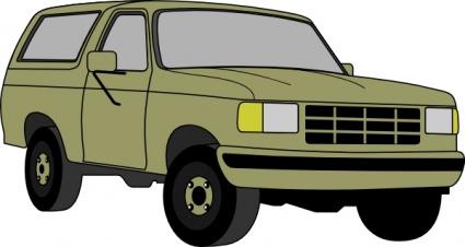 425x226 Free Download Of Chevrolet Blazer Clip Art Vector Graphic