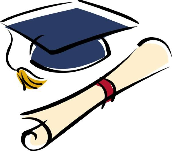 600x527 High School Clipart Best Graduation Clipart 7 Free High School