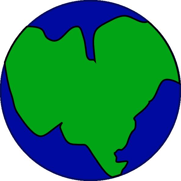 594x594 Earth Clip Art