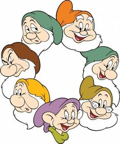 236x282 Snow White And The 7 Dwarfs Disney Dwarf, Snow