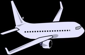 296x192 747 Clip Art