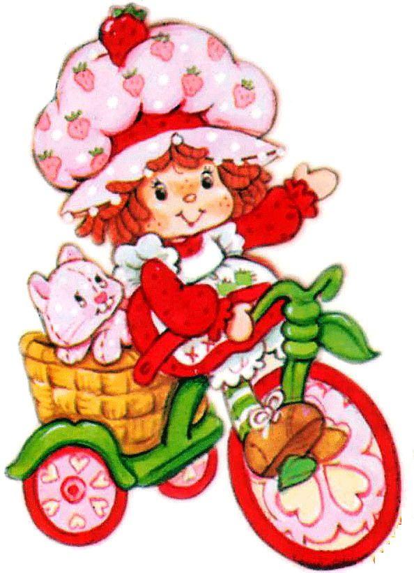 594x821 Strawberry Shortcake Images Clipart Clip Art