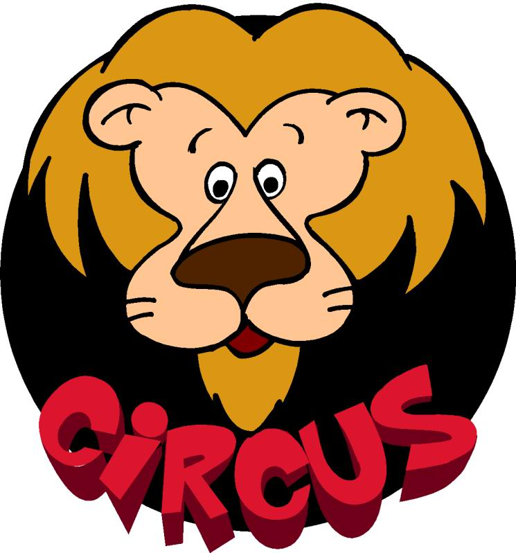 745x798 Image Of Circus Clipart