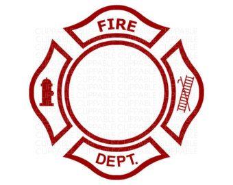 340x270 New Fireman Badge Clipart Fire