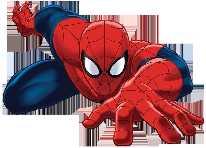 665x479 Spiderman Clip Art